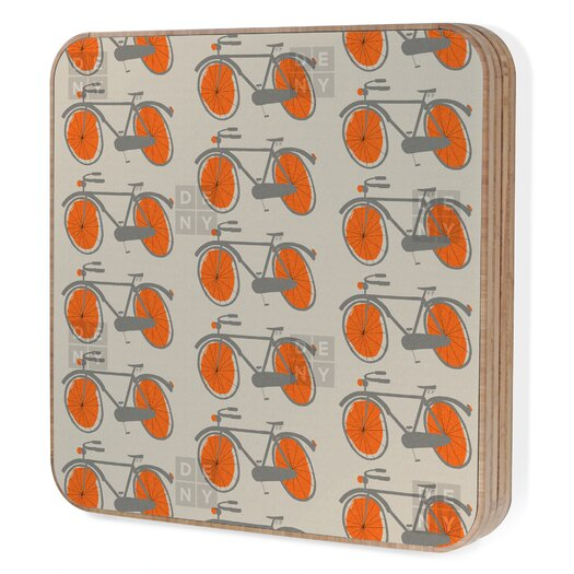 DENY Designs Mummysam Bicycles Jewelry Box