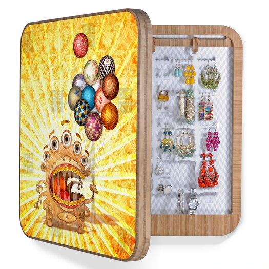 DENY Designs Jose Luis Guerrero Monster Jewelry Box
