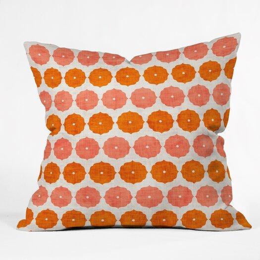 DENY Designs Holli Zollinger Annapurna Polyester Throw Pillow