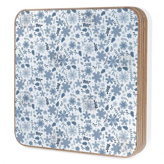DENY Designs Jennifer Denty Genevieve Florals Big Jewelry Box