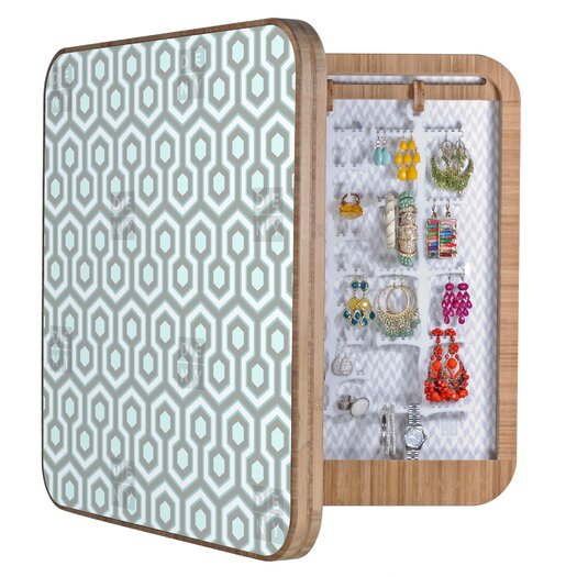 DENY Designs Caroline Okun Icicle Jewelry Box