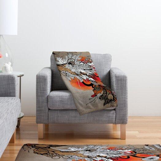 DENY Designs Iveta Abolina Sonnet Polyester Fleece Throw Blanket