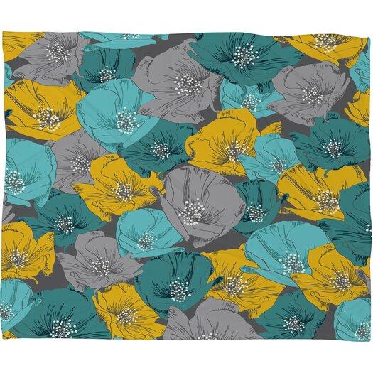 DENY Designs Khristian A Howell Bryant Park 4 Polyester Fleece Throw Blanket