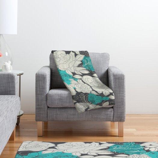 DENY Designs Khristian A Howell Rendezvous Polyester Fleece Throw Blanket
