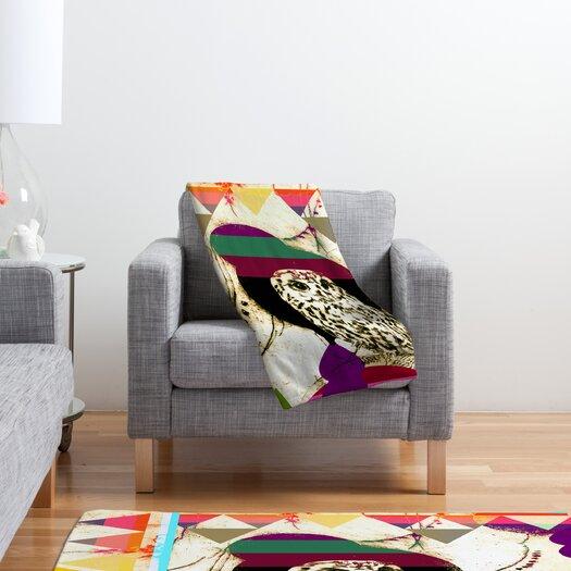 DENY Designs Randi Antonsen Luns Box 5 Polyester Fleece Throw Blanket
