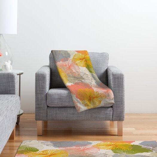 DENY Designs Khristian A Howell Bryant Park 6 Polyester Fleece Throw Blanket