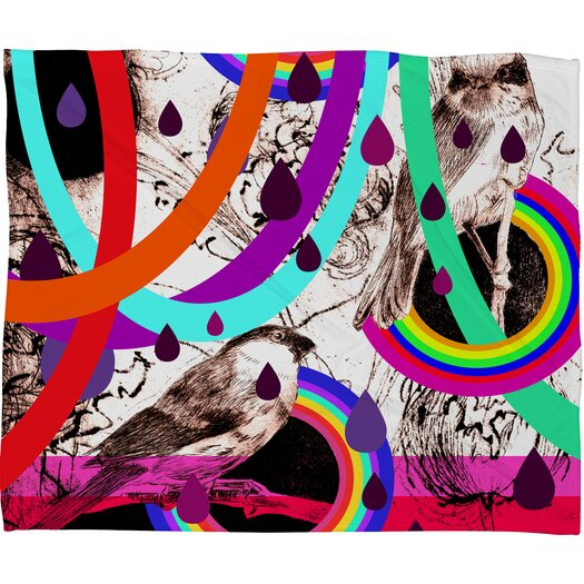 DENY Designs Randi Antonsen Luns Box 7 Polyester Fleece Throw Blanket
