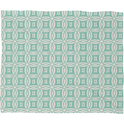 DENY Designs Khristian A Howell Desert Daydreams 9 Polyester Fleece Throw Blanket