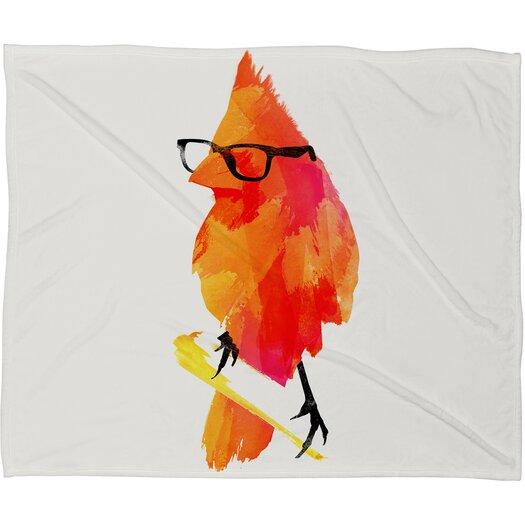 DENY Designs Robert Farkas Polyester Fleece Throw Blanket