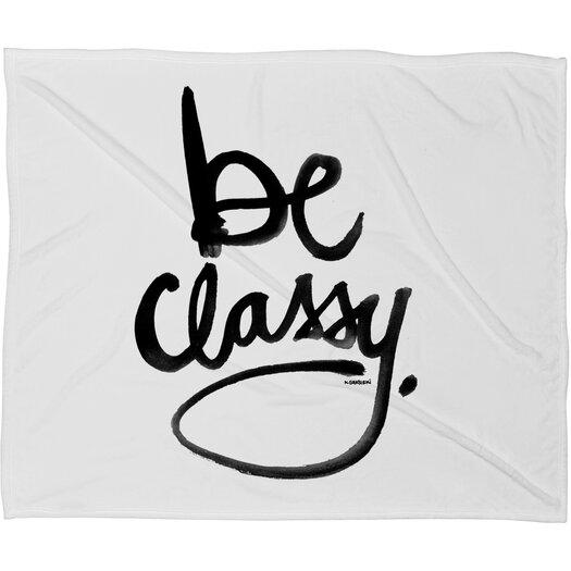 DENY Designs Kal Barteski Polyester Fleece Throw Blanket