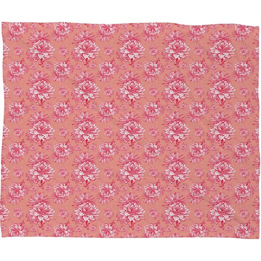 DENY Designs Caroline Okun Polyester Fleece Throw Blanket