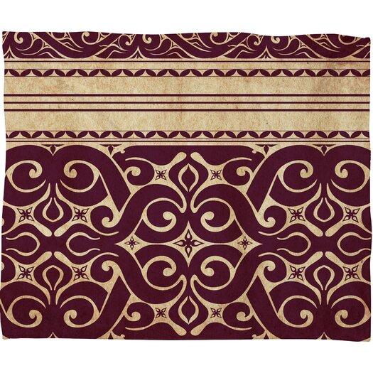 DENY Designs Arcturus Beru Polyester Fleece Throw Blanket