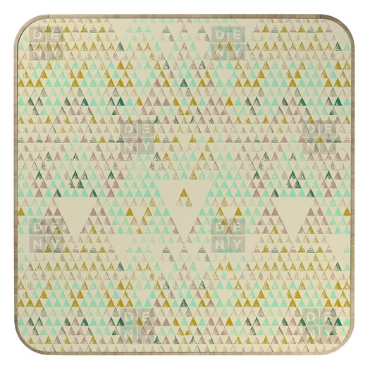 DENY Designs Pattern State Triangle Lake Jewelry Box