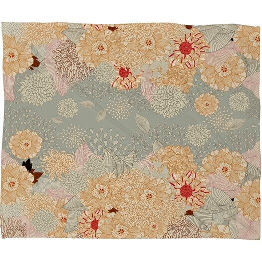 DENY Designs Iveta Abolina Creme De La Creme Polyesterrr Fleece Throw Blanket