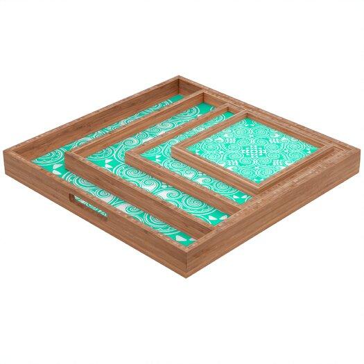 DENY Designs Budi Kwan Decographic Square Tray