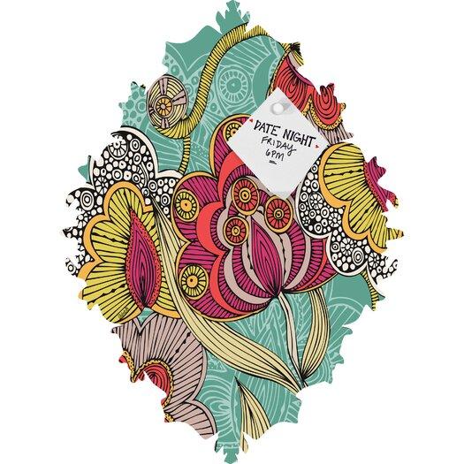 DENY Designs Valentina Ramos Beatriz Baroque Memo Board