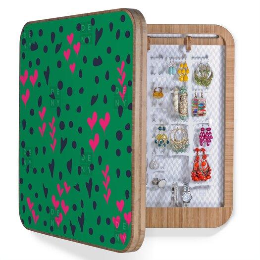 DENY Designs Vy La Animal Love Blingbox Jewelry Box