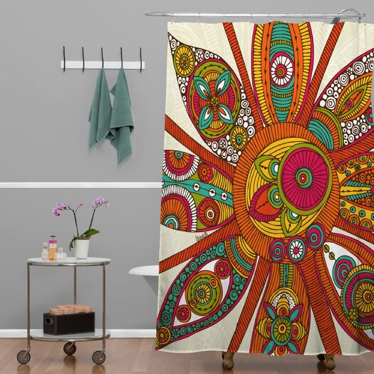 DENY Designs Valentina Ramos Polyester Liora Shower Curtain