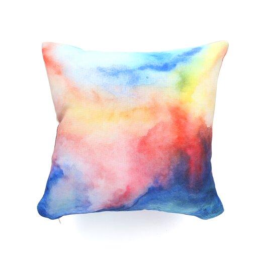 DENY Designs Jacqueline Maldonado Torrent 1 Polyester Throw Pillow