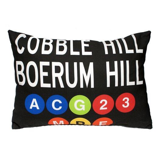 Uptown Artworks Cobble Hill Pillow