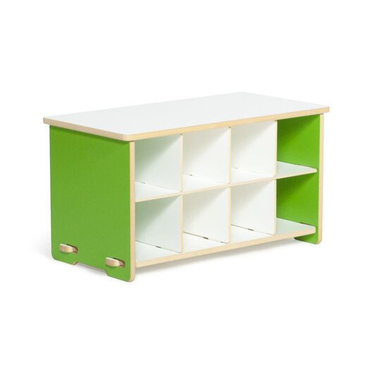 Kids Cubby Shoe Bench