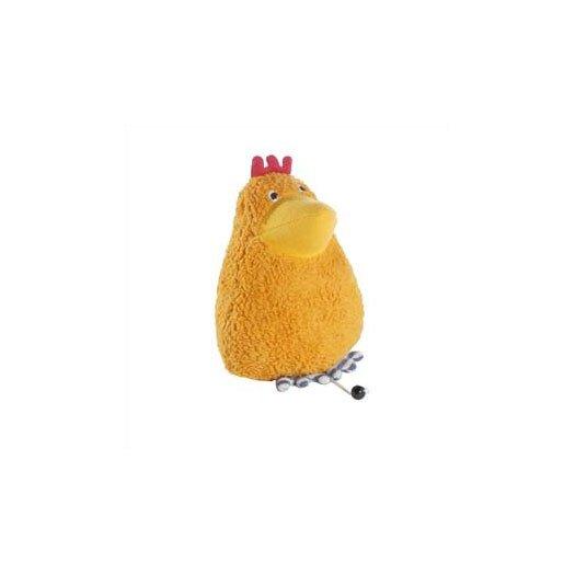 Challenge & Fun Lana Chicken Organic Stuffed Animal with Music Box