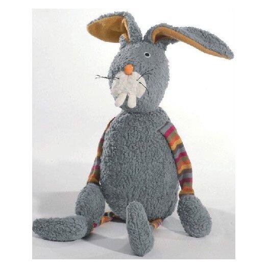 Challenge & Fun Lana Rabbit Organic Stuffed Animal