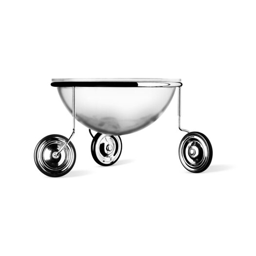 .icdesign.ch Wheels Fruit Bowl/Basket