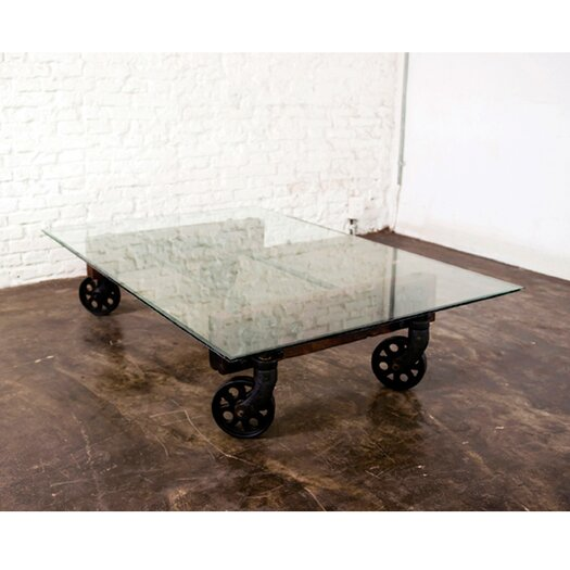 District Eight Design V35 Coffee Cart Table