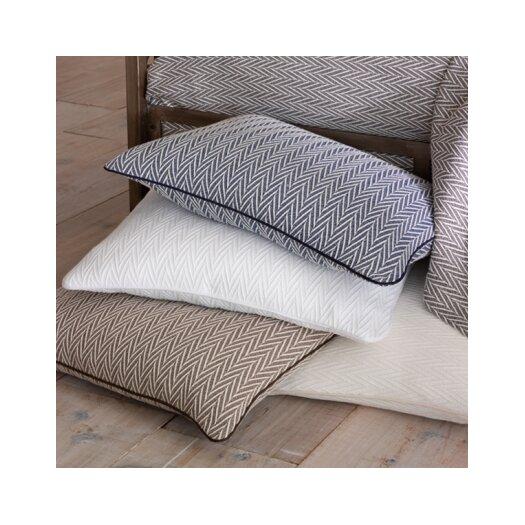 Peacock Alley Veneto Cotton Decorative Pillow