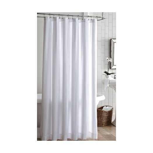 Peacock Alley Biscayne Cotton Shower Curtain