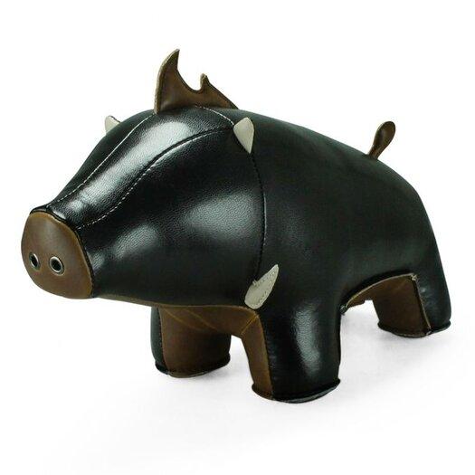 Zuny Babu the Boar Bookend