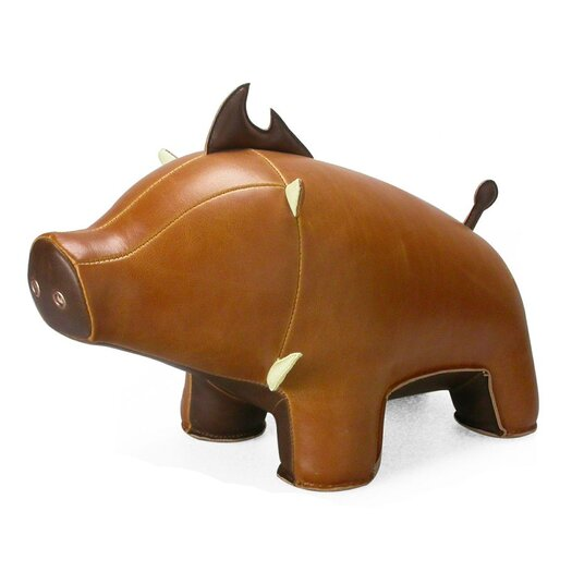Zuny Babu the Boar Bookend