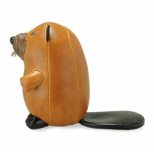 Zuny Classic Beaver Paperweight