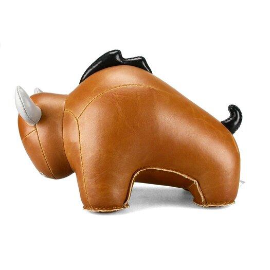 Zuny Buloo the Bull Bookend