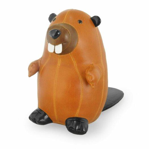 Zuny Classic Beaver Bookend