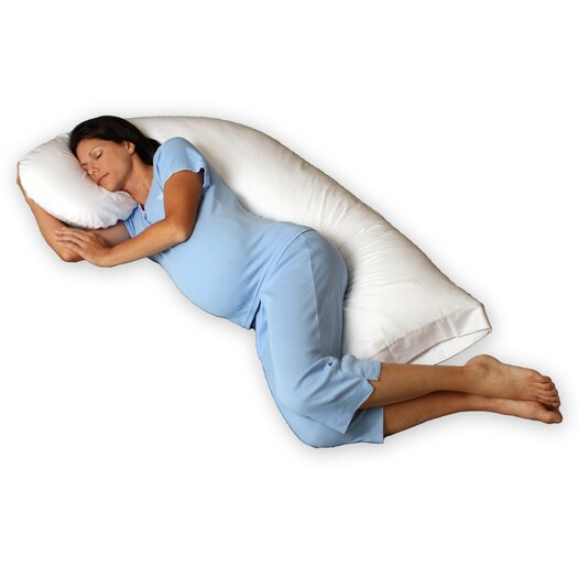 Snoozer Body Pillow Snoozer® Heavenly Down Substitute fiber