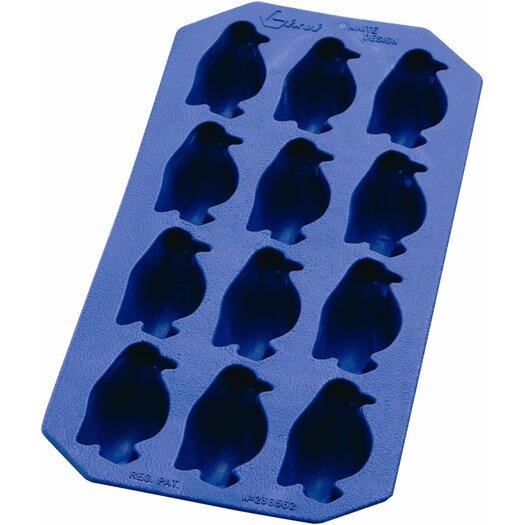 Lekue Classic Penguin Ice Cube Tray
