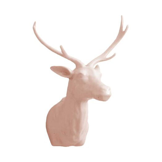 Tozai Deer Trophy Head Wall Décor