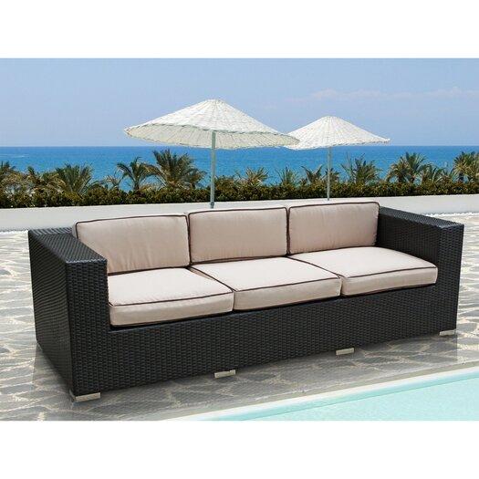 Modway Daytona Outdoor Sofa with Cushions