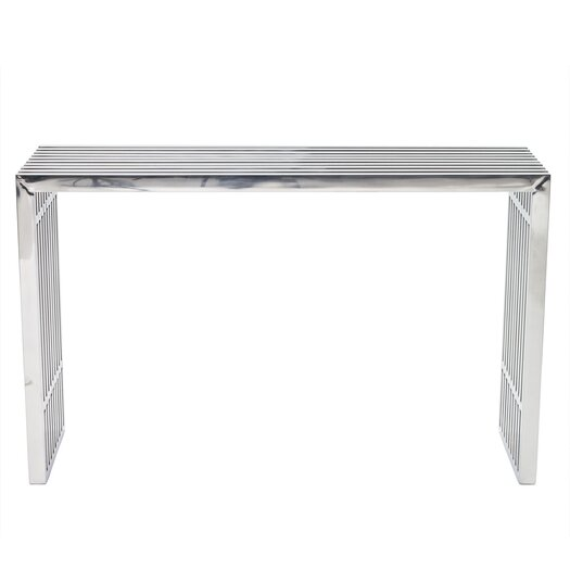 Modway Gridiron Console Table