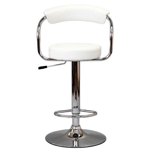 Modway Diner Adjustable Height Swivel Bar Stool