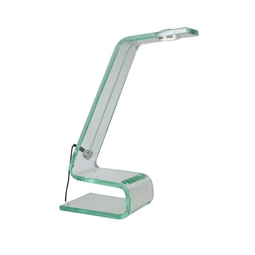 """Alternating Current Deskalade LED 16.5"""" H Table Lamp"""