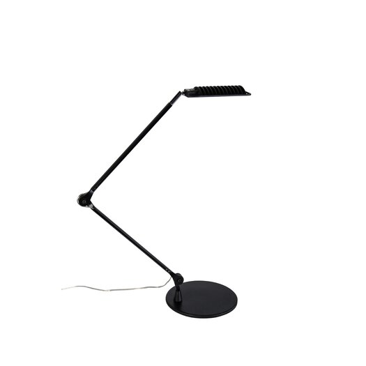"Alternating Current Assist LED Square 30"" H Table Lamp"