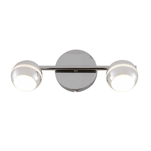 Alternating Current Bionic 2 Light LED Vanity Light