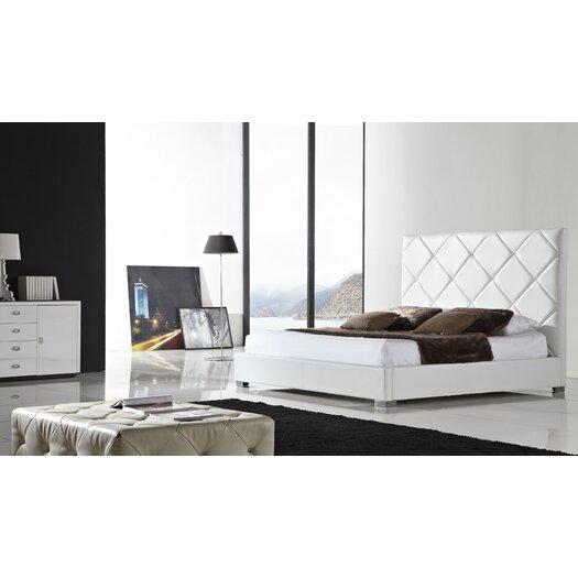 Casabianca Furniture Verona Platform Bed