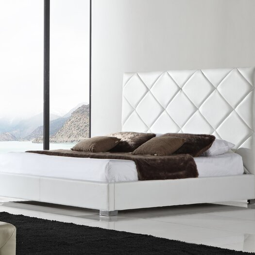 Casabianca Furniture Verona Platform Bed