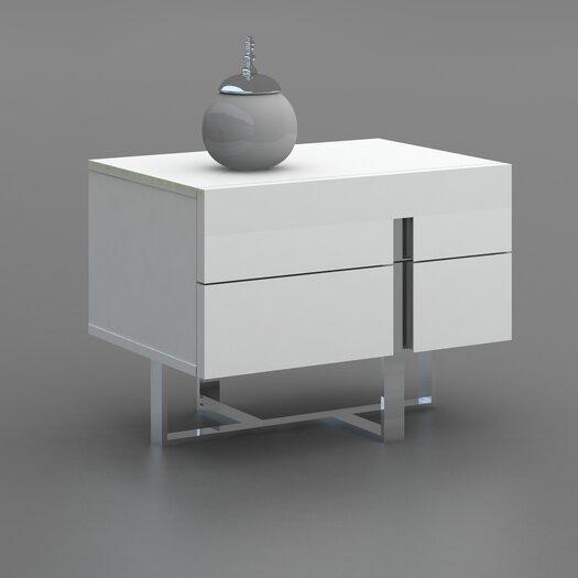 Casabianca Furniture Collins Nightstand