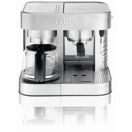 Krups Combo Coffee / Espresso Machine