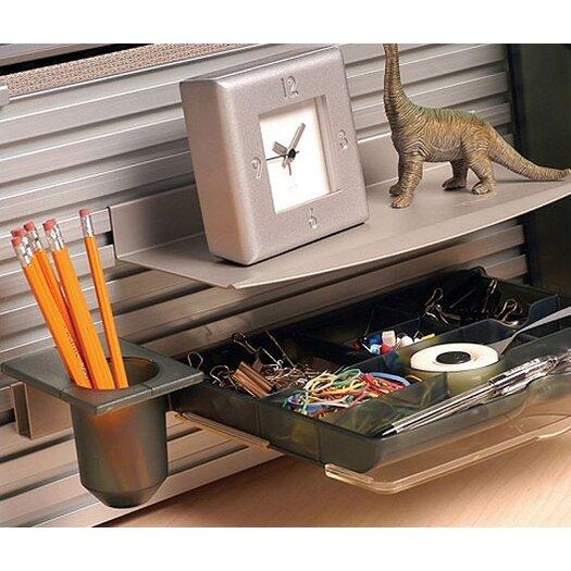 Steelcase Details® Slatwall Personal Shelf